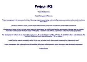 projecthq.com