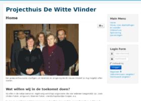 projecthuis-dewittevlinder.be