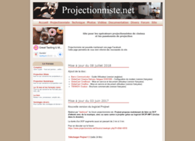 projectionniste.net