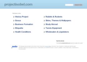 projectisobel.com