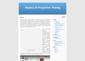 projectivetests.umwblogs.org