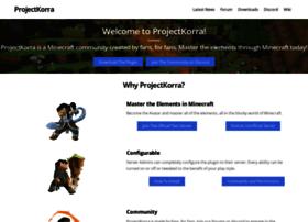 projectkorra.com