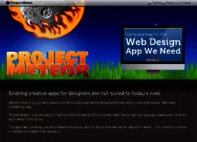 projectmeteor.org