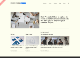 projectofhow.com