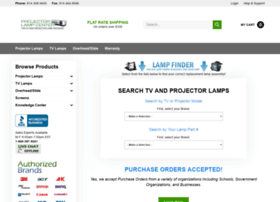 projectorlampcenter.com
