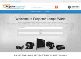 projectorlampsworld.co.uk
