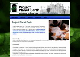 projectplanetearth.us