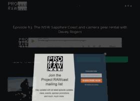 projectrawcast.com