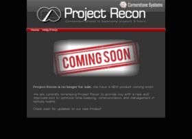 projectrecon.net