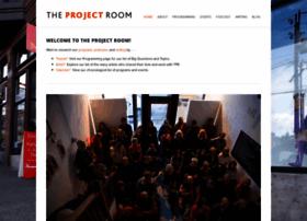 projectroomseattle.org