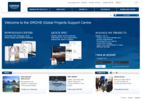 Projects-archive.grohe.com