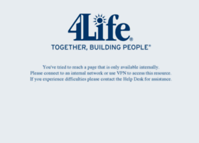 projects.4life.com