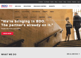 projects.bdo.com