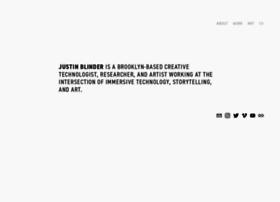 projects.justinblinder.com