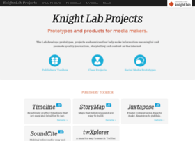 projects.knightlab.com