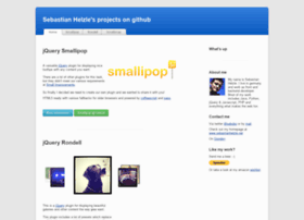 projects.sebastianhelzle.net