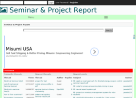 projectseminars.org