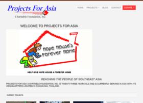projectsforasia.com