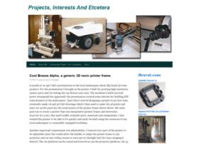 projectsinterestsandetcetera.com