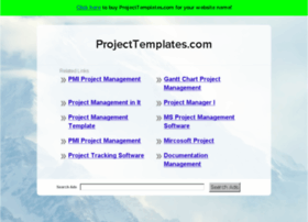 projecttemplates.com