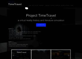 projecttimetravel.com