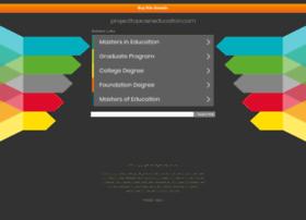projecttopicsineducation.com