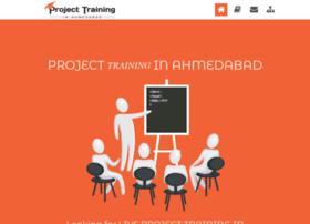 projecttraininginahmedabad.com