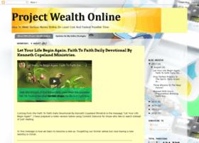 projectwealthonline.blogspot.com