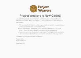 projectweavers.com