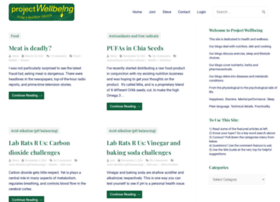 projectwellbeing.com