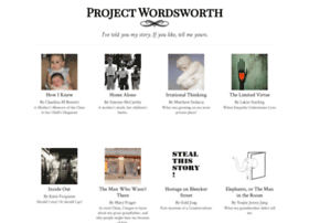 projectwordsworth.com
