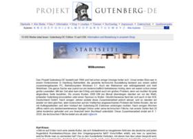 projekt.gutenberg.de