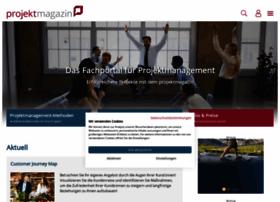 projektmagazin.de