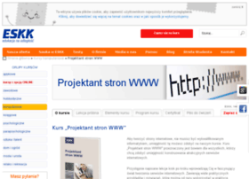 projektowanie-www.eskk.pl