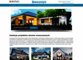 projektydomownowoczesnych.pl