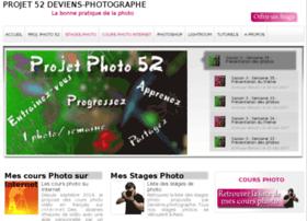 projet-52.deviens-photographe.com