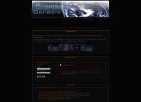 projetgenesis.com
