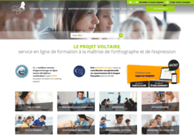 projetvoltaire.fr