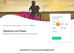 prokonstrom.de