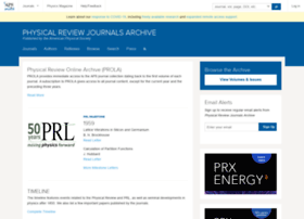 prola.aps.org