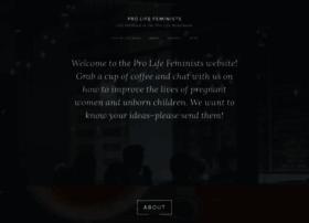 prolifefeminists.wordpress.com