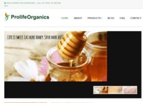 prolifeorganics.com