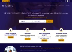 prolingua.lu