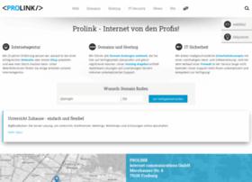 prolink.de