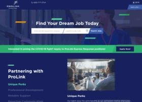 prolinkstaff.com