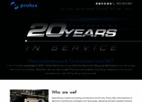 proluxelectrical.com.au