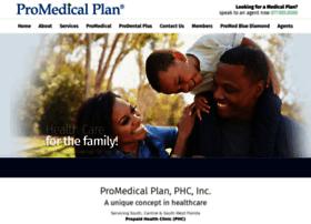 promedicalplan.com