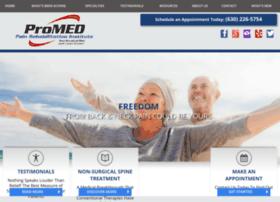 promedpainrehabcom.reachlocalweb.com