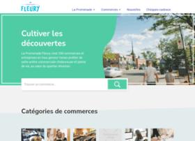 promenadefleury.com