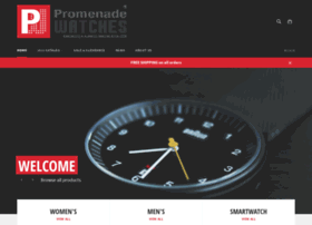 promenadewatches.com